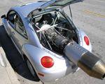 Raketový New Beetle