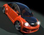 JRD New Beetle - rozzuřený Brouk