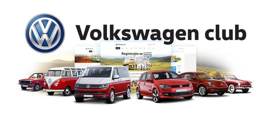 Volkswagen club oficiálně spuštěn