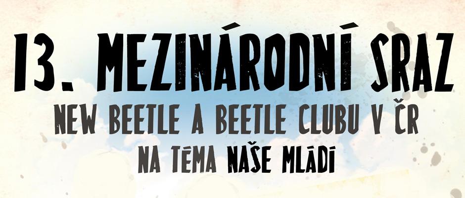 Shrnutí 13. Mezinárodního srazu New Beetle a Beetle clubu ve Slavkově
