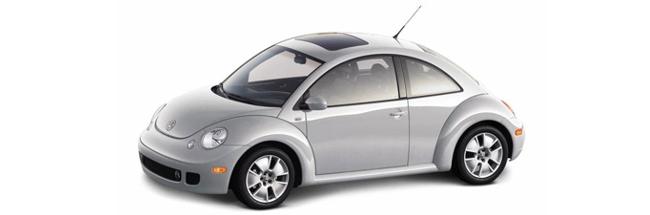New Beetle Turbo S